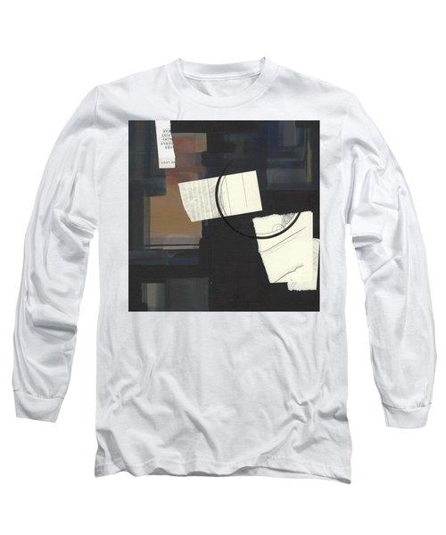 Torn Beauty No. 6 Long Sleeve T-Shirt