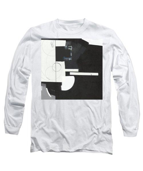 Torn Beauty No. 8 Long Sleeve T-Shirt