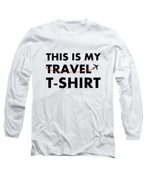 Travel Tee 2 Long Sleeve T-Shirt