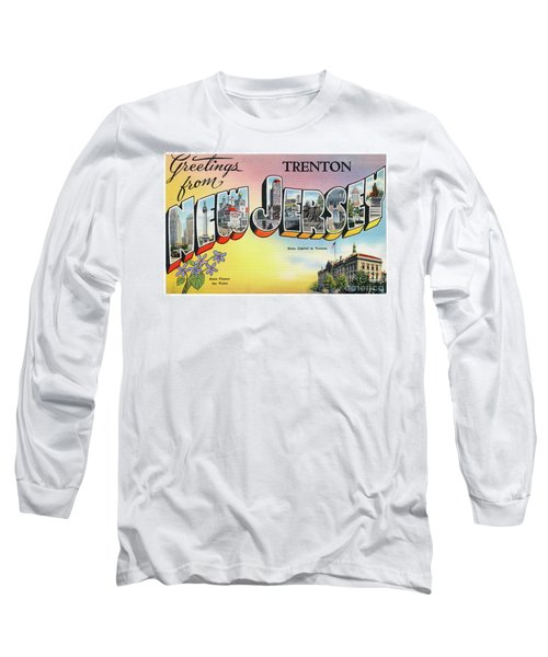 Trenton Greetings Long Sleeve T-Shirt