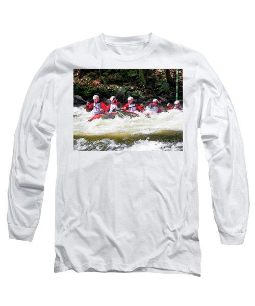 Triple Crown-21 Long Sleeve T-Shirt