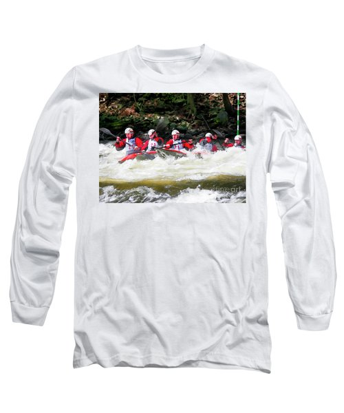 Triple Crown-21 Long Sleeve T-Shirt