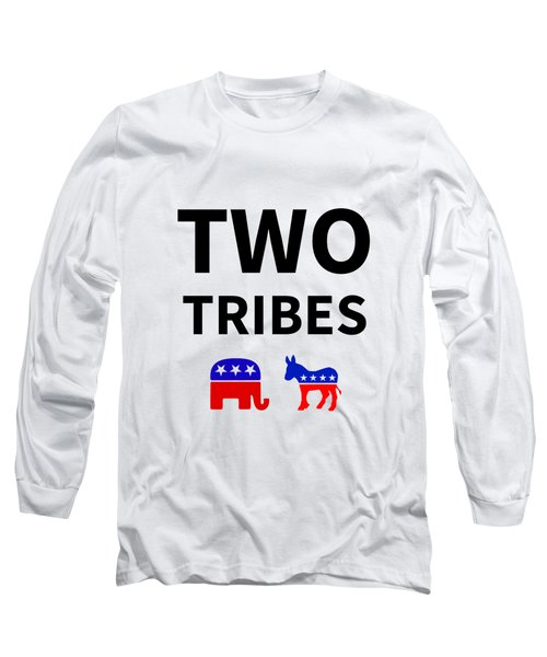 Two Tribes Long Sleeve T-Shirt