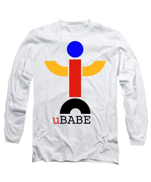uBABE Boy Long Sleeve T-Shirt