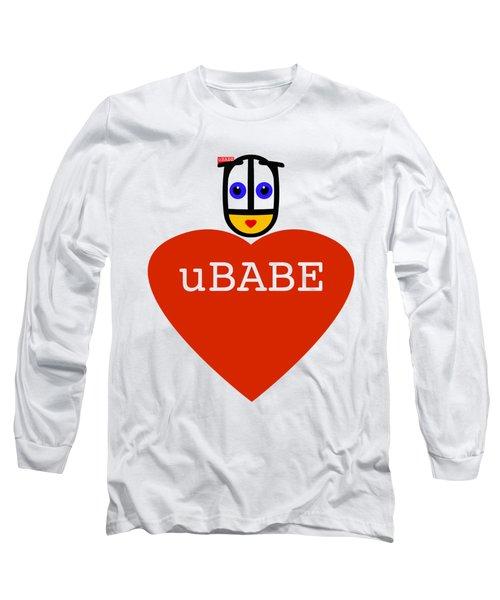 uBABE Love Long Sleeve T-Shirt