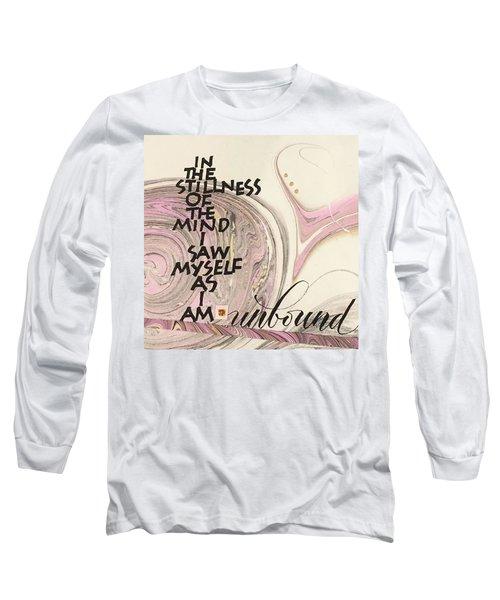 Unbound Long Sleeve T-Shirt