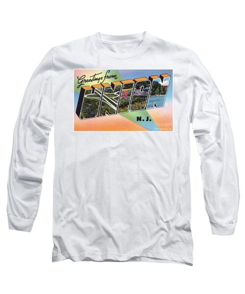Union Greetings Long Sleeve T-Shirt