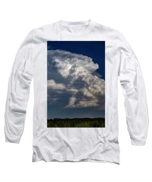 Updrafts And Anvil 008 Long Sleeve T-Shirt