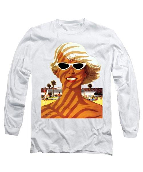 Vacation Sunshine - T-shirt Long Sleeve T-Shirt
