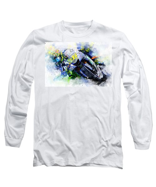 Valentino Rossi - 20 Long Sleeve T-Shirt