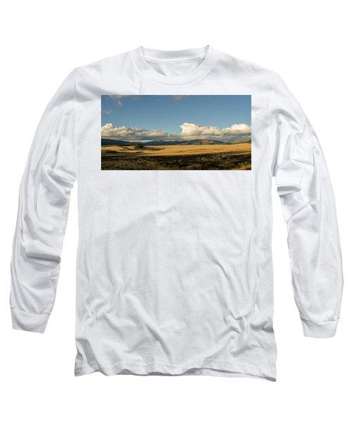 Valles Caldera National Preserve II Long Sleeve T-Shirt