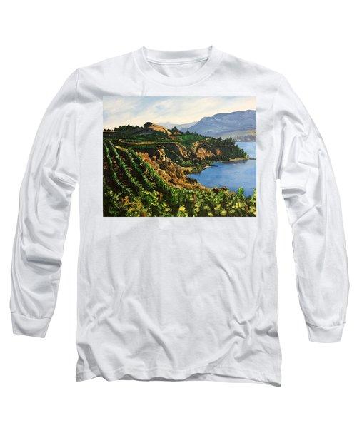 Valley Vineyard Long Sleeve T-Shirt