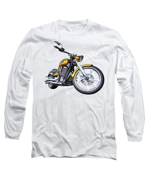 Victory Motorcycle 106 Long Sleeve T-Shirt