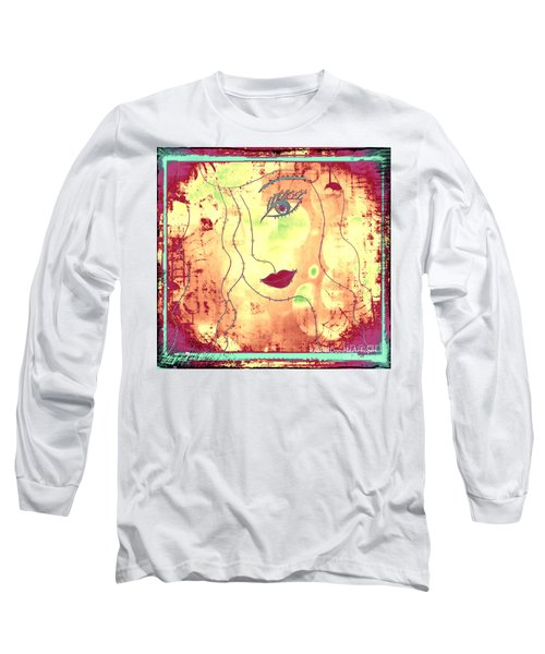 Visage De Lumiere Long Sleeve T-Shirt