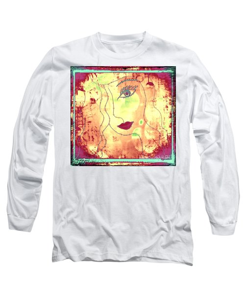 Visage De Lumiere Long Sleeve T-Shirt