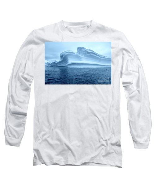 Visions Of Blue Long Sleeve T-Shirt