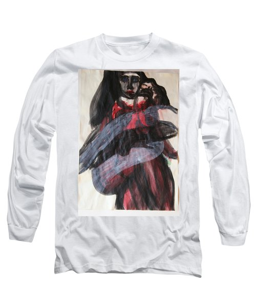 Waiting For The Cross Long Sleeve T-Shirt