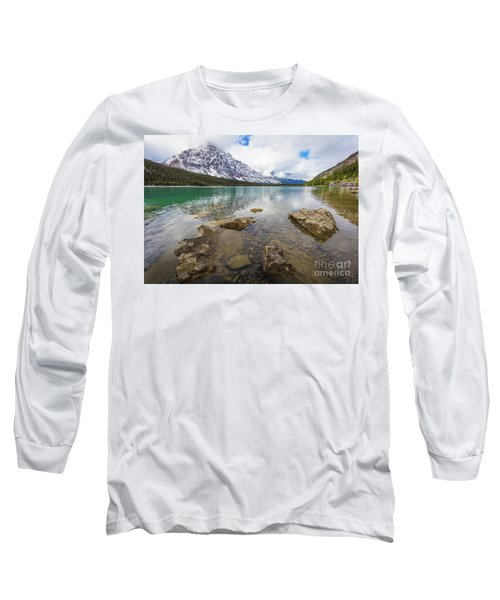 Waterfowl Lake Long Sleeve T-Shirt