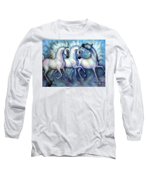 We Three Kings Long Sleeve T-Shirt