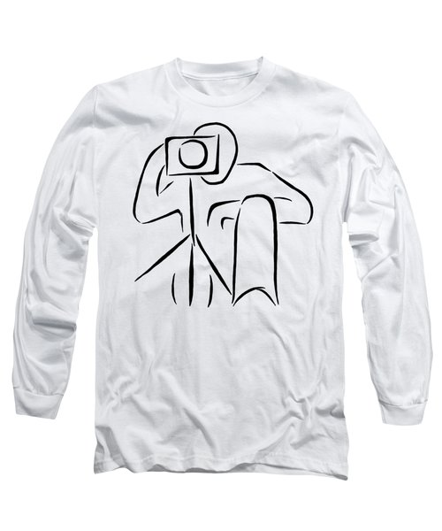 Wesley Aston Logo Long Sleeve T-Shirt