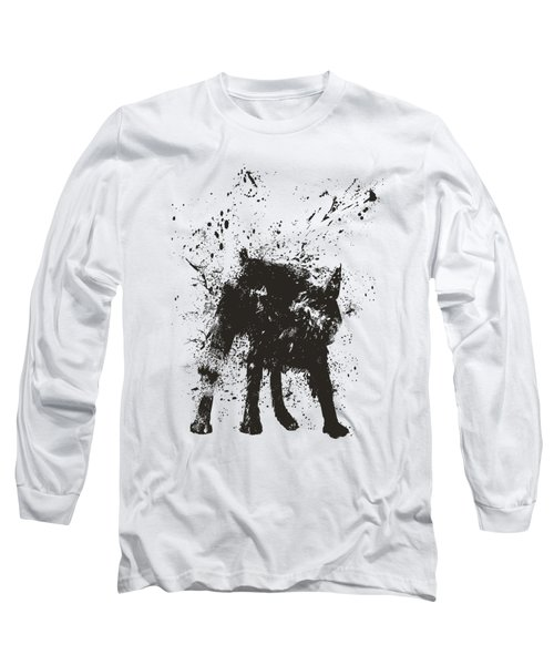 Wet Dog Long Sleeve T-Shirt