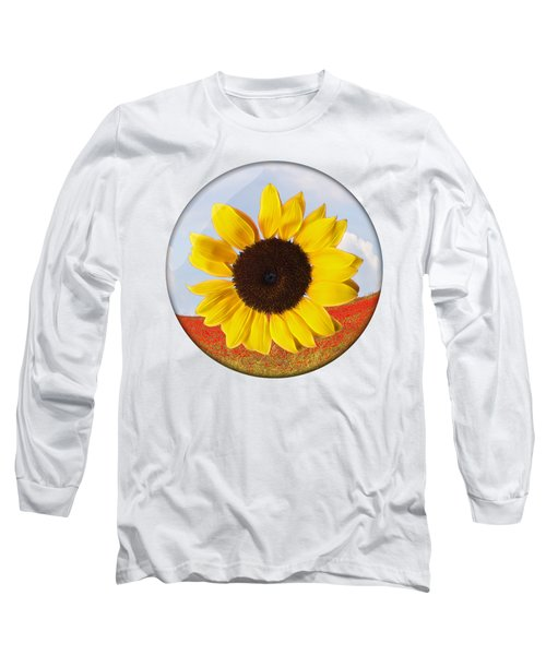 What A Day For A Daydream Long Sleeve T-Shirt