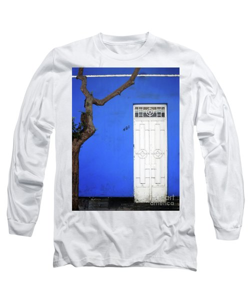 When A Tree Comes Knocking Long Sleeve T-Shirt