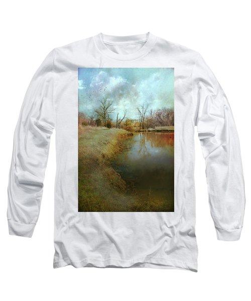 Where Poets Dream Long Sleeve T-Shirt
