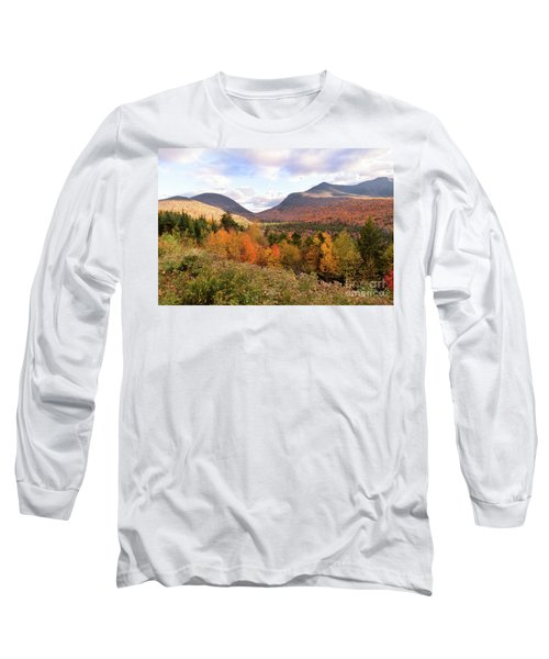 White Mtns Waterville Valley 2 Long Sleeve T-Shirt
