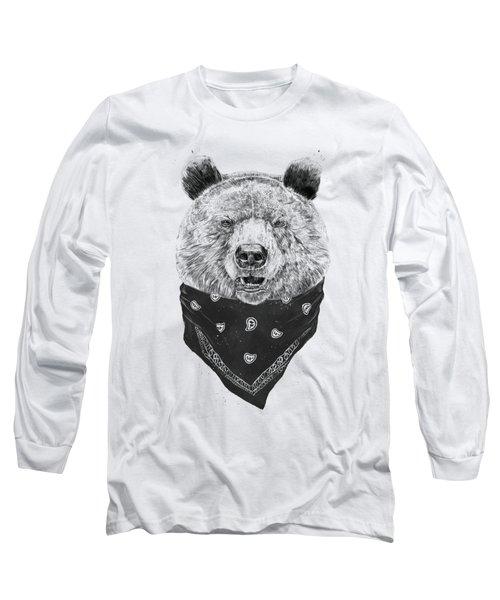 Wild Bear Long Sleeve T-Shirt