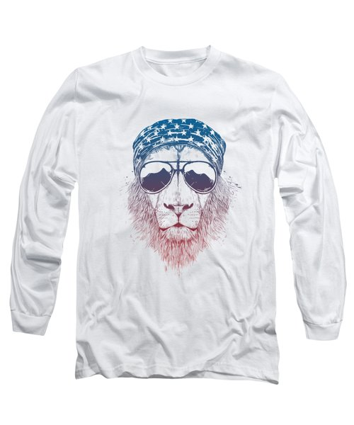 Wild Lion II Long Sleeve T-Shirt