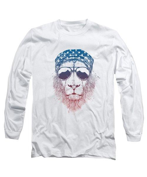 Wild Lion II Long Sleeve T-Shirt