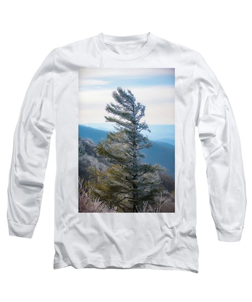 Wind Shaped Long Sleeve T-Shirt