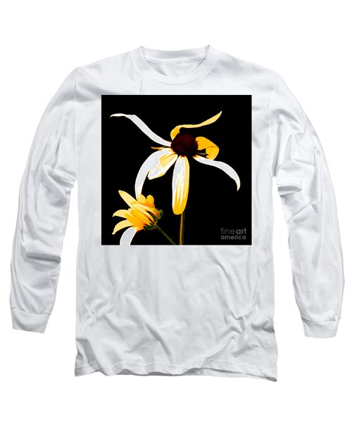 Mother And Child Dance Of Joy Long Sleeve T-Shirt