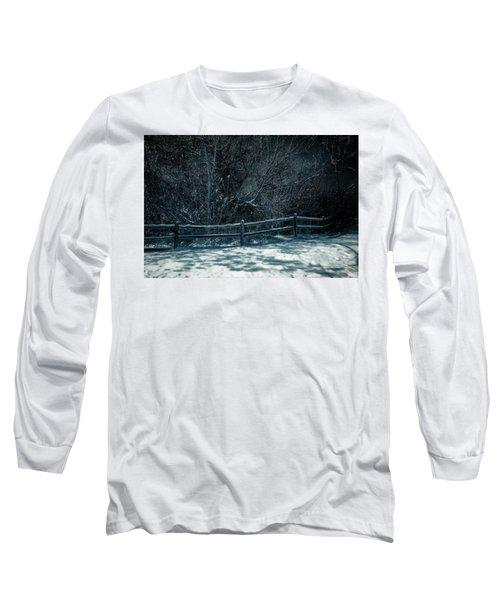 Winter Arrived Long Sleeve T-Shirt