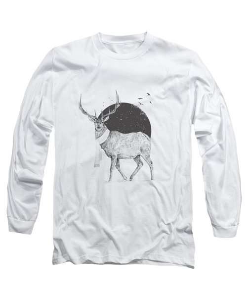 Winter Is All Around Long Sleeve T-Shirt