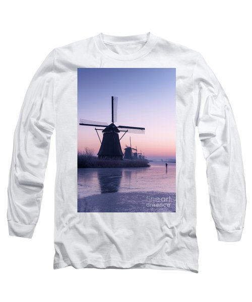 Winter Skater Long Sleeve T-Shirt