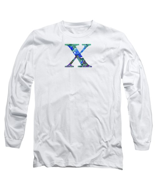 X 2019 Collection Long Sleeve T-Shirt