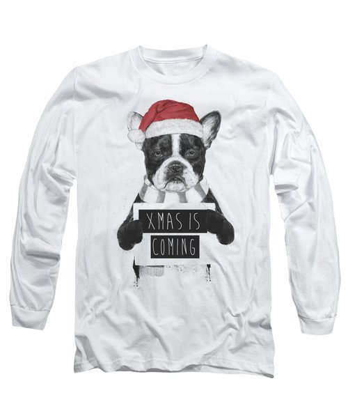 Xmas Is Coming Long Sleeve T-Shirt