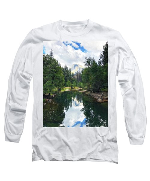 Yosemite Classical View Long Sleeve T-Shirt
