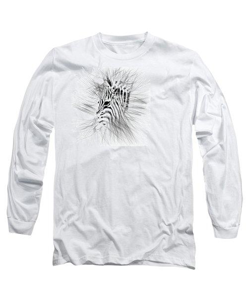 Zebrart Long Sleeve T-Shirt