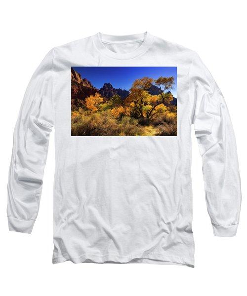 Zions Beauty Long Sleeve T-Shirt