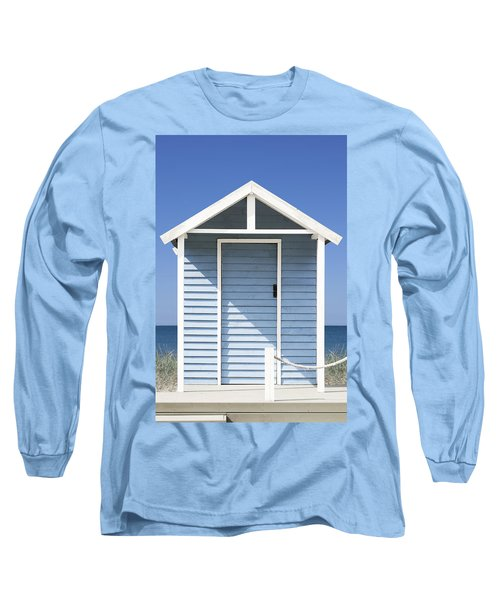Beach Hut Long Sleeve T-Shirt