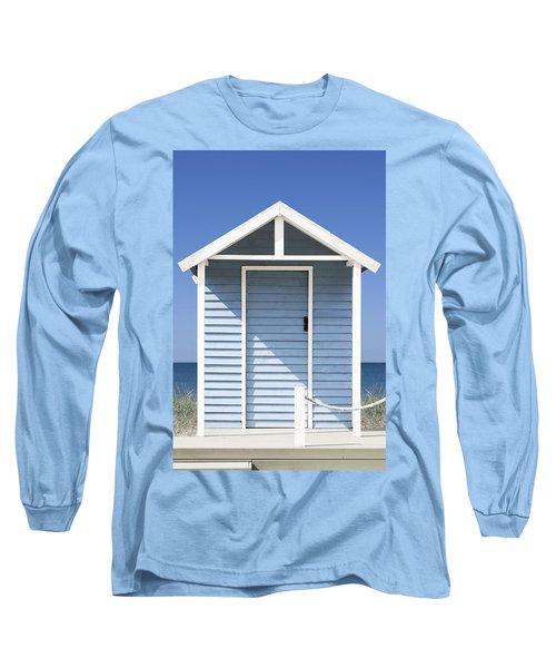 Beach Hut Long Sleeve T-Shirt