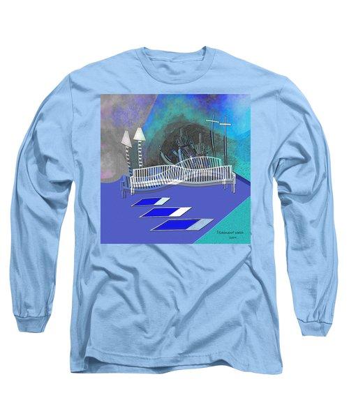 112 This Earthquake Feeling   Long Sleeve T-Shirt