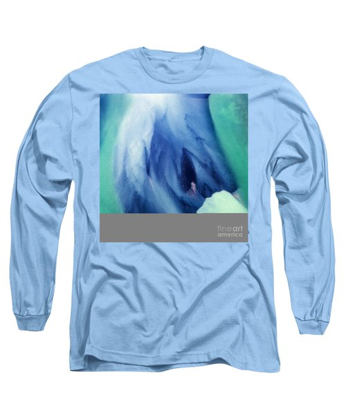 Long Sleeve T-Shirt featuring the photograph Aerial Photography by Gunnar Orn Arnason