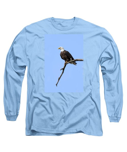 Bald Eagle 6 Long Sleeve T-Shirt