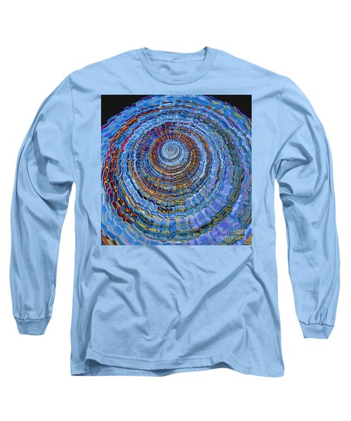 Blue World Long Sleeve T-Shirt