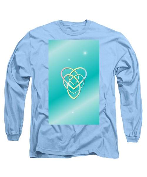 Celtic Motherhood Knot Long Sleeve T-Shirt