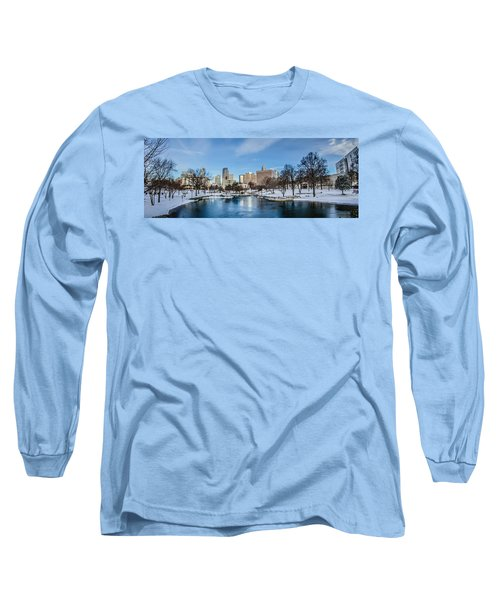 Charlotte Downtown Long Sleeve T-Shirt